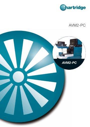 AVM2-PC - Hartridge Test Equipment
