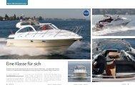 Marex 350 Cabriolet Cruiser -  boot24.ch