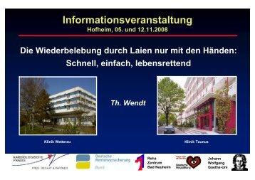 Händen - Prof-wendt.de