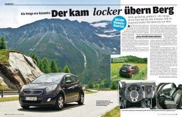 100 000- Kilometer- Dauertest - Werner Automobile