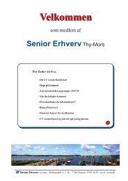 Velkommen - Senior Erhverv Danmark