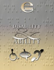 U.S. Society and Laws Protect the Rights of Persons with Disabilities.