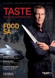 Taste of SA 2011 - Food South Australia