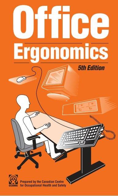 Office Ergonomics Safety Guidepdf