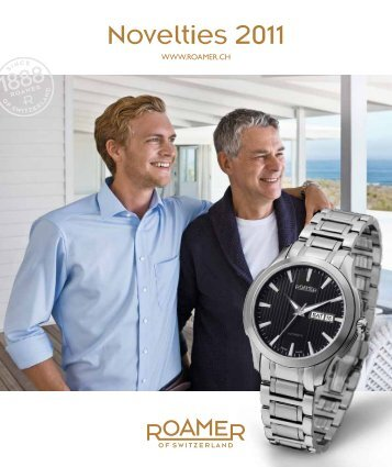 Novelties 2011 - Roamer