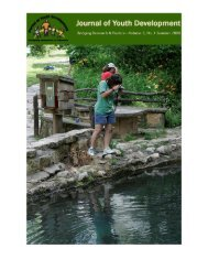 Summer 2008 - Vol. 3 No. 1 - National Association of Extension 4-H ...