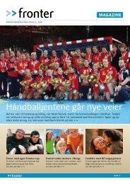 Fronter Magazine, norsk utgave 01 - 2008