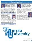 Spartans Women's Basketball Spartans - Aurora University - Page 7