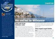 Miniklärwerk für das Boot - Aus Schwarzwasser wird ... - Bootswelt