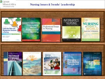 Nursing Issues & Trends/ Leadership