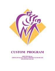 Custom Enlarger Program - durst-pro-usa