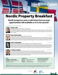 Event Info (PDF) - Property Investor Europe