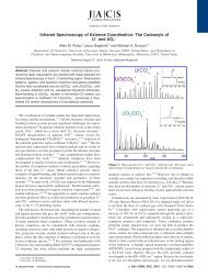 Article PDF - Department of Chemistry - University of Minnesota