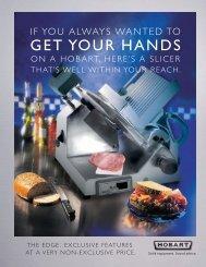 Slicers - Arafura Catering Equipment