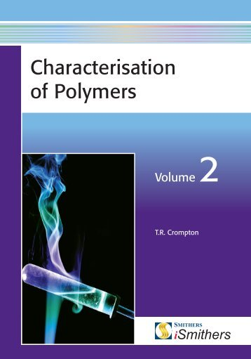 Characterisation of Polymers - Smithers Rapra