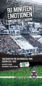 Borussia Kompakt - Borussia Mönchengladbach - Seite 2