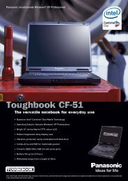 Toughbook CF-51