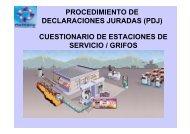 Grifo. - Organismo Supervisor de la Inversión en Energía y Minería