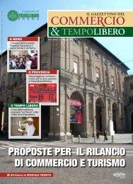 proposte per il rilancio di commercio e turismo - Confesercenti Parma