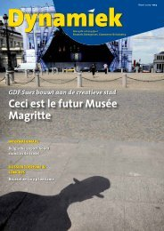 Ceci est le futur Musée Magritte - BECI