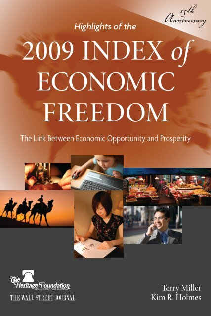 2009 Index of economIc Freedom