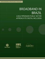 Broadband Case Study – Brazil - infoDev