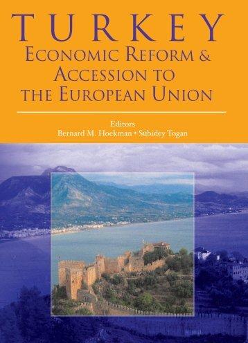 Turkey Case- Book by B.Hoekman &S.Togan - Eitesal