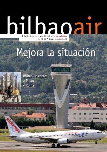 Mejora la situación - Bilbao Air