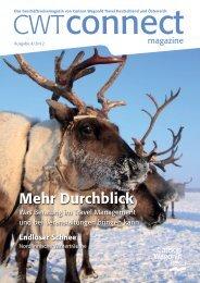 CWT Connect Magazine Ausgabe 04-2012 - Carlson Wagonlit Travel