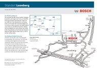 Standort Leonberg - Bosch
