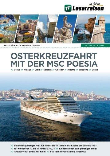 OSTERKREUZFAHRT OSTERKREUZFAHRT - Tiroler Tageszeitung