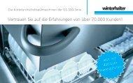 Sparsam und effizient - Lacher Großküchen GmbH