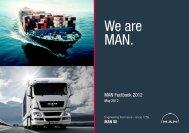 We are MAN. - MAN Brand Portal