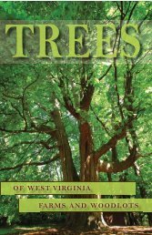 Trees of W.Va. Inside.indd - West Virginia Department of Agriculture