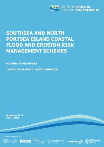 Asset condition - Portsmouth City Council