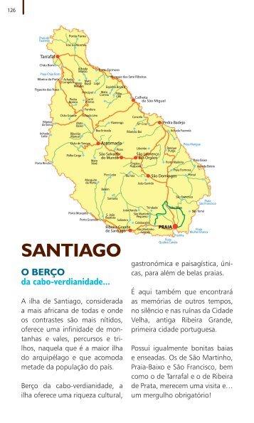 O BERÇO - Guia Turistico de Cabo Verde