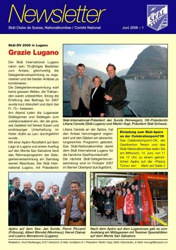 Grazie Lugano - Skal International Switzerland