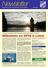 Willkommen zur DV'08 in Luzern - Skal International Switzerland