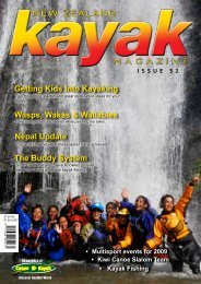 Wasps, Wakas & Wallabies Nepal Update Getting ... - Canoe & Kayak