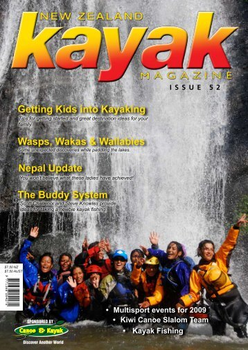 Wasps, Wakas & Wallabies Nepal Update Getting ... - Canoe & Kayak