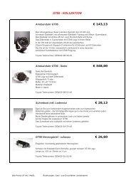 Katalog GT86 Kollektion - Toyota Feichtmayr