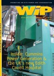 Cummins Power Generation & the UK's new - Global Media ...