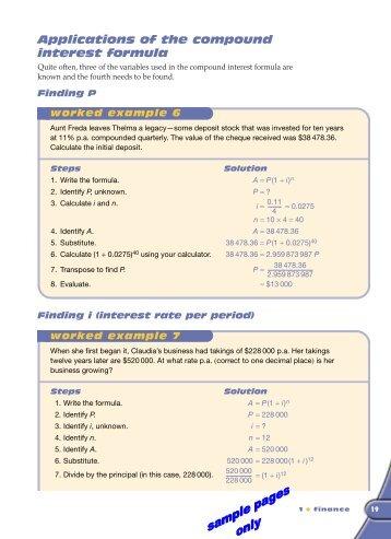 math worksheet : calculating compounding interest worksheet : Compound Interest Math Worksheet