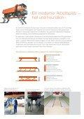 Die besser zugängliche Fahrschienen-Hebebühne - Seite 2