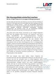 pdf-Download - Landesapothekerkammer Thüringen