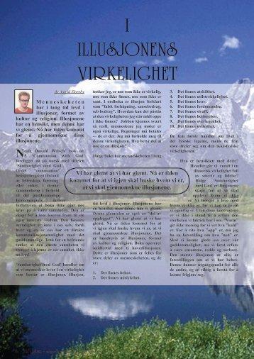 I ILLUSJONENS VIRKELIGHET - Neale Donald Walsch