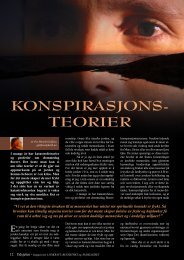 Konspirasjonsteorier - Ildsjelen