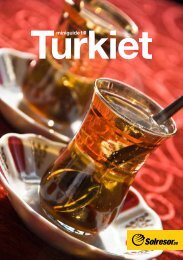 Turkiet - Solresor