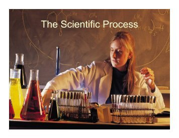 Scientific Processes