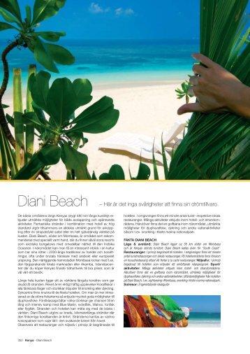 Diani Beach - Solresor